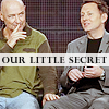 ~Lirpa~: Michael and Terry: Our Little Secret