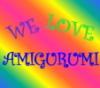 rainbow, amigurumi, weloveamigurumi