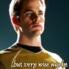 "Star Trek XI - James T. Kirk - ""...but v"