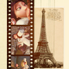 Cartoons → love in paris