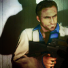 Nick Gun Smirk