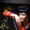 tried to eat the safe banana: ST TOS relaxed Uhura