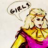 daylilymoon: watchmen // misc // GIRLS