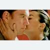 The Teasemaster: ncis - tony/ziva - cheek kiss