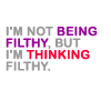 {quote} filthy