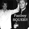 dolnmoon: J2 fanboy squee