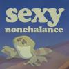 Krissie: Sexy Nonchalance