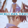 The Pink Emo Princess: Setsuna ~ World Ends Today
