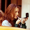 gossip girl- blair makeup