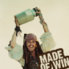 Andrea: Cpt. Jack Sparrow - Made of Win