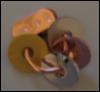 WW keychain
