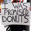 the cold genius: i was promised donuts