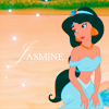 ladyorihime: Jasmine (not a princess 2)
