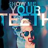 Eyeliner Dreams~: show me your teeth!