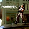Capt Hammer - car