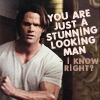 SPN: Sam is Stunning (I know right?)