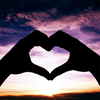 Abigail: hand-heart-sky