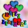 Birthday Hearts by sallymn