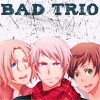 Nicky: bad trio