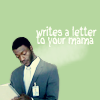 i will write a letter to yo momma!