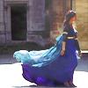 I'm feelin' younger, it's better than wiser: Merlin: Blue Dress