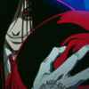 darkslover: Alucard Bowing