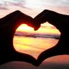 sunsetheart