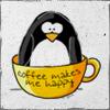 Coffee Penguin