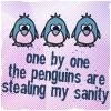 Penguins Steal Sanity