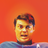 "Leonard ""Bones"" McCoy: not the cookie monster"