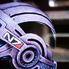 A. Shepard| N7 helm