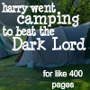 Jessica K Malfoy: hp: harry went camping