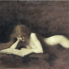 Reading - La Liseuse