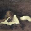 Reading - La Liseuse