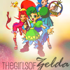 The Girls of Zelda [Icon Challenge]