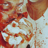 Frank Leathermouth Blood Grr