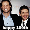 bewitchedjc: HAPPY 100TH EPISODES