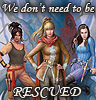 Rescued - Red