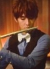aaron with flute