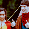 The Writer They Call Tay: Merlin: Thumbs up!