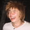 laughting