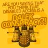 queensjoy: TV - Doctor Who Dalek conspiracy