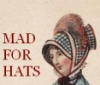 Sewing as Self-medication: mad for hats