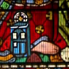 Stained Glass Who