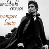 the most saint-obsessed Jew you'll ever meet: Archibald Craven Vampire Hunter