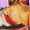 My back again