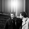 Dean and Cas; pleasure