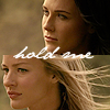 Alice: lots - cara/kahlan - hold meee