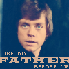 Laney: StarWars: Like my father before me