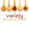spices: variety